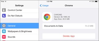 How to Clear Documents and Data on iPhone iPad to Free Up Space