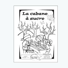 La Cabane à Sucre Éditions De LEnvolée