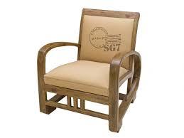 fauteuil de jardin design pas cher 4 fauteuil vintage en tissu