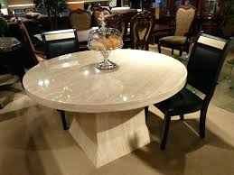 Modern Round Dining Tables Gray Home Ideas With Regard To Table