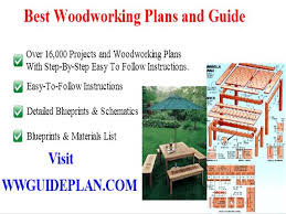 easy wood project plans for beginners