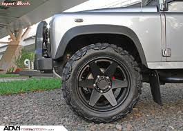 100 Rims For A Truck Land Rover Defender DV6 Spec Wheels DV1 Wheels