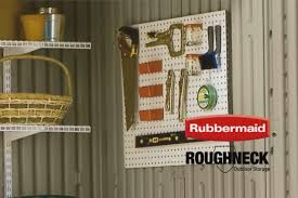 Rubbermaid Roughneck 7x7 Shed Accessories by 16 Rubbermaid Roughneck Storage Shed Shelves Shop Lifetime