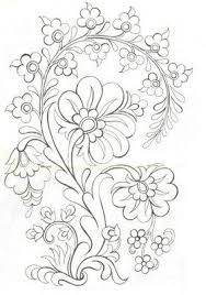 Madonna Lily Another Turkish Design To Embroider