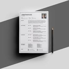 OnePage Resume Templates 15 Examples To Download And Use Now
