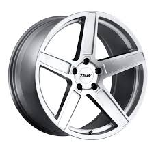 Ascent Alloy Wheels By TSW