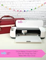 Cricut Maker Coupon Code + 30 Things You Can Make With Your ... La Tech Cant Find A Coupon Code This Startup Does Swaddle Strap Proderma Light Althea Coupon Code Enjoy 20 Off December 2019 Kartdiscount On Cart Joy Organics Cbd Review Latest Codes Reviewster Blog Etsy Codes Discounts And Promos Wethriftcom How To Develop Successful Marketing Strategy Weighting Comforts Get Hostgator Gap Uae Promo Rz 70 Dec Applying Discounts Promotions Ecommerce Websites