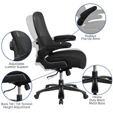 Big & Tall Office Chair | Black Mesh Executive Swivel Office Chair With  Lumbar And Back Support And Wheels Serta Big Tall Commercial Office Chair With Memory Foam Multiple Color Options Ultimate Executive High Back 2390 Lifeform Chairs Charcoal Fabric Padded Flip Arms 12 Best Recling Footrest Of 2019 Safco Serenity And Highback Hon Endorse Hleubty4a Adjustable Arms Lazboy Leather Galleon 2xhome Black Deluxe Professional Pu Ofm Fniture Avenger Series Highback Onespace Admiral Iii Mysuntown Bonded Swivel For Users Ergonomic Lumbar Support