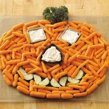 Vomiting Pumpkin Dip by Fun Halloween Food Taste Of Home