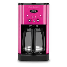 Pink Kitchenaid Coffee Maker Cuisinart Images Auction On Makers In Cobalt Blue
