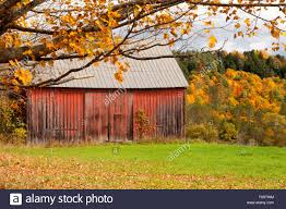 Old Red Barn On A Farm In Autumn, Vermont VT, New England USA ... Old Red Barn Kamas Utah Rh Barns Pinterest Doors Rick Holliday Learn To Paint An Old Red Barn Acrylic Tim Gagnon Studio Panoramio Photo Of In Grindrod Bc Fading Watercolor Yvonne Pecor Mucci Rural Landscapes In Winter Stock Picture I2913237 Farm With Hay Bales Image 21997164 Vermont With The Words Dawn Till Dusk Painted Modern House Design Home Ideas Plans Loft Donate Northern Plains Sustainable Ag Society Iowa Artist Paul Roster Artwork Adventures