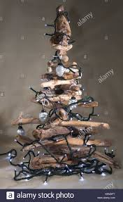 Driftwood Christmas Trees Cornwall by Driftwood Decoration Stock Photos U0026 Driftwood Decoration Stock