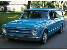 100 Craigslist Lakeland Fl Cars Trucks 1968 Chevrolet Suburban For Sale Classiccom CC971023