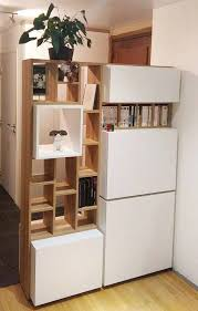 bureau bibliothèque intégré meuble avec bureau intégré armoire bureau pas cher lepolyglotte