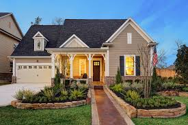 Woodforest Darling American Classic Model Home