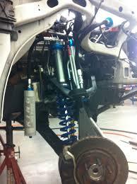 100 Trophy Truck Suspension Kits Raptor Long Travel Front Kit Foutz Motorsports LLC