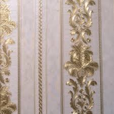 سبيكة البحر ابنة الاخ الصباغ tapete metallic gold