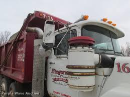 100 Tidewater Trucking 2001 Mack RD688S Dump Truck Item K6165 SOLD March 30 Co