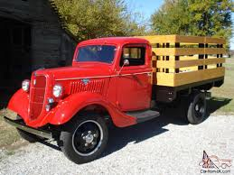 Rare 1935 1 1/2 Ton Ford Flatbed Truck Restored- Vintage- Antique ... Ford Flatbed Truck For Sale 1297 1956 Ford Custom Flatbed Truck Flatbeds Trucks 1951 For Sale Classiccarscom Cc1065395 S Rhpinterestch Ford F Goals To Have Pinterest Work Classic Metal Works N 50370 1954 Set Funks 1989 F350 Flatbed Pickup Truck Item Df2266 Sold Au Rare 1935 1 12 Ton Restored Vintage Antique New Commercial Find The Best Pickup Chassis 1971 F 550 Xl Sale Price 15500 Year 2008 Used 700 Dropside 1994 7102 164 Custom Rat Rod 56 Ucktrailer Kart