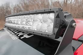 52 inch Dual Row X5 Series Curved CREE LED Light Bar