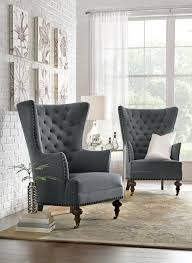 Strandmon Wing Chair Green by Uniquely Shaped Chairs Are A Perfect Home Accent Homedecorators