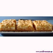 apfel pudding streusel blechkuchen