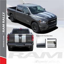100 Ram Truck Decals NEW 2019 Dodge Graphics RAM RALLY 20192020 BEST