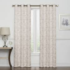 Kohls Kitchen Window Curtains by Court Leaf Embroidery Window Curtain Set