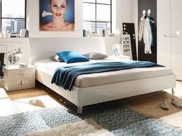 lydia doppelbett weiss hochglanz lackiert 160 x 200 cm