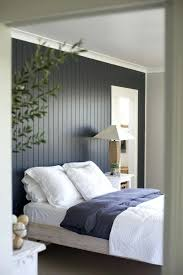 Wood Paneling Bedroom Dark Painted Accent Wall Bedrooms Sensational Panel Walls Decorating Ideas Picture