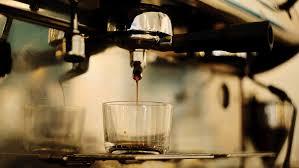 Espresso Maschine Unendlich