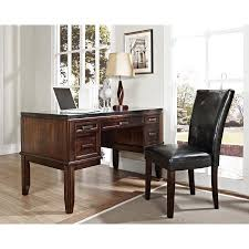 Black Writing Desk And Chair by Steve Silver Chamberlain Black Granite Top Writing Desk With
