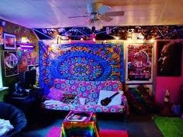 Hippie Style Home Decor 3 Via