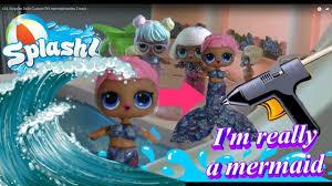 LOL Dolls Custom Mermaid Series 2 Wave