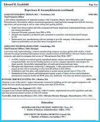 Business Development Manager Construction Resume Template