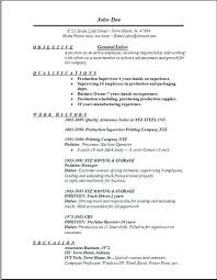 Generic Resume Examples Sample Resumes For Receptionist Admin Positions Best Example