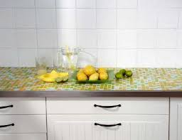 counter tops countertop tile and tile countertops