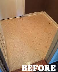 Laying Stone Tile Over Linoleum by How To Get Rid Of Linoleum Floors Hometalk