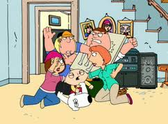 Family Guy Halloween On Spooner Street Youtube by Family Guy The Griffin Family Characters Tv Tropes