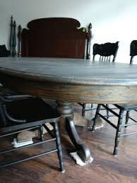 Solid Wood Dining Table With Four Chairs For Sale In Columbia SC