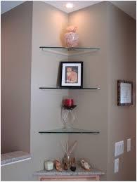 corner shelf decor for bathroom and living room modern shelf