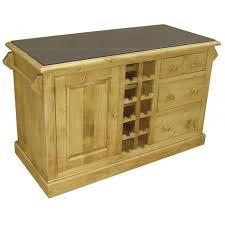 billot cuisine bois ilôt de cuisine mobilier sologne sur mesure en bois massif brut à