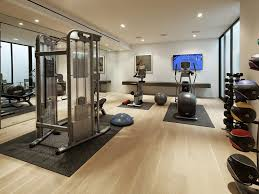 Home Designs: 19 Home Gym - Home On Celebrity-studded Oriole Way ... Home Gym Interior Design Best Ideas Stesyllabus A Home Gym Images About On Pinterest Gyms And Idolza Designs Hang Lcd Dma Homes 12025 70 And Rooms To Empower Your Workouts Beautiful Small Space Gallery Amazing House Nifty Also As Wells A To Decorating Equipment With Tv Fniture Top 15 In Any For Garage Exterior Gymnasium Vs