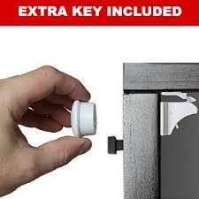 Child Proof Locks For Cabinet Doors by Child Safety Cupboard Locks 4 Locks 2 Keys Baby Proof Your