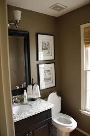 Half Bathroom Decorating Ideas Pinterest by Beauteous 25 Small Dark Bathroom Decorating Ideas Design