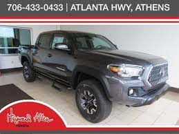 New 2018 Toyota Tacoma TRD Off Road Double Cab Pickup In Athens ... New 2018 Toyota Tacoma Trd Pro Double Cab 5 Bed V6 4x4 At Unveils 2019 Tundra 4runner Lineup Tacoma Sport Sport In San Antonio 2017 First Drive Review Offroad An Apocalypseproof Pickup 2015 Rating Pcmagcom Clermont 8750053 Supercharged Towing With A 2016 Photo Image Gallery 4d Mattoon T26749 The Gets More Capable For Top Speed