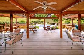 Moonshine Patio Bar And Grill by Vacation Rental Near Gatlinburg With Pool Access
