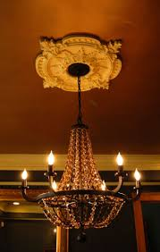 Small Two Piece Ceiling Medallions by 52 Best Ceiling Medallions Images On Pinterest Ceiling