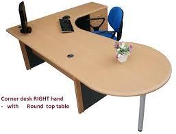 Corner Desk Ikea Ebay by Desk Curved Corner Desk Ebay Free Delivery Offer To England And