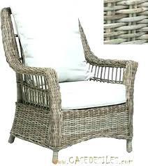 chaises en osier coussin fauteuil rotin chaises rotin pas cher fauteuil rotin pas